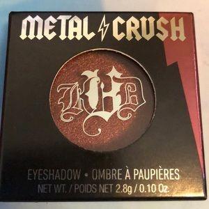 Kat Von D Metal Crush Eyeshadow in RAW POWER!!